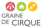 Logo de l'association Graine de Cirque
