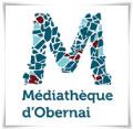 Logo de la médiathèque d'Obernai